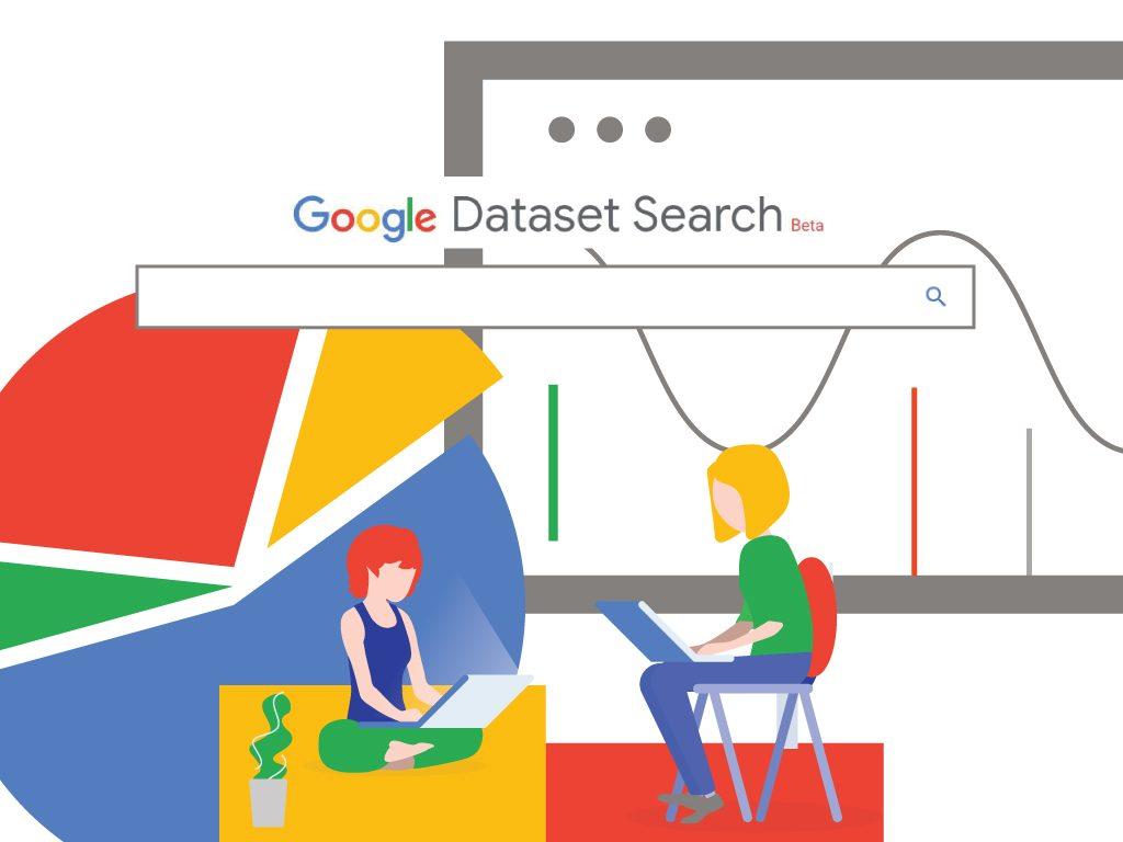 Google donne le coup d'envoi à son moteur de recherche de données